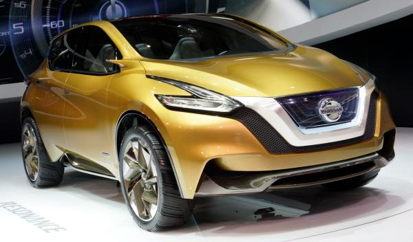 Nissan Resonance Concept Salon de Ginebra 2013