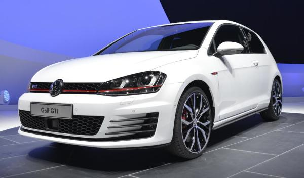 Volkswagen Golf GTI 7 Salon Ginebra 2013