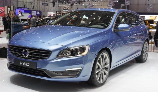 Volvo V60 Salon de Ginebra 2013