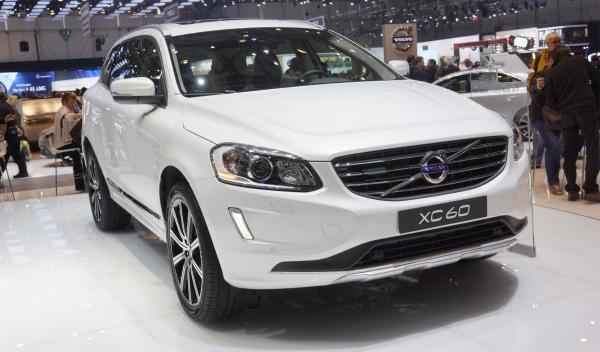 Volvo XC60 Salon de Ginebra 2013