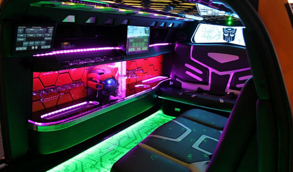 Chevrolet Camaro limusina Transformers