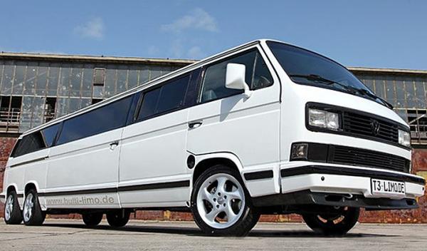 limusina autobús Volkswagen
