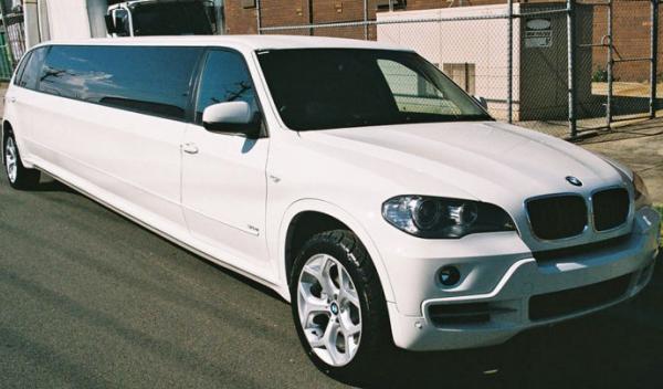 limusina BMW