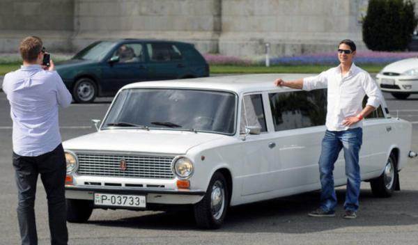 limusina Lada 1300