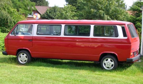 limusina VW bus