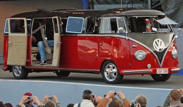 Limusina VW Samba T1