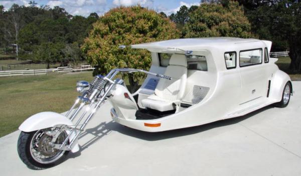 limusina triciclo