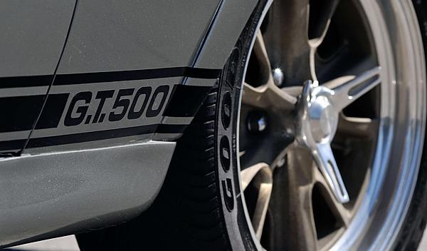 Ford Mustang Eleanor llantas