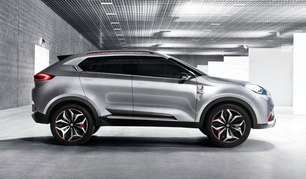 MG CS Concept lateral