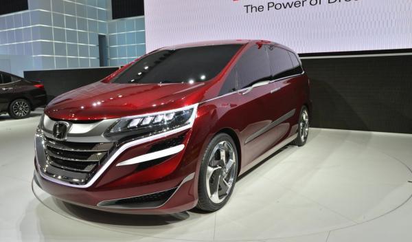 Honda Concept M Salón de Shanghai
