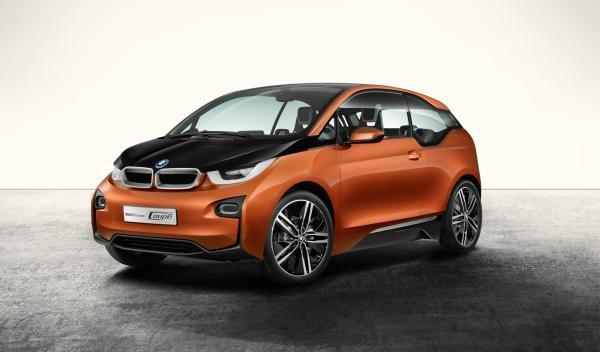 El BMW i3 llegará al mercado a finales de 2013