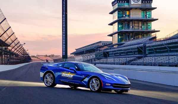 Chevrolet Corvette Stingray Pace Car