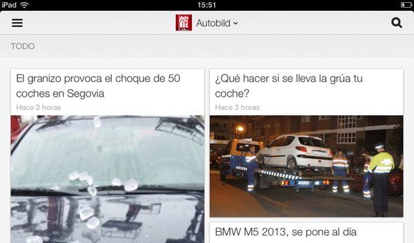 Auto bild Google Currents 3