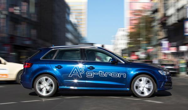 El Audi A3 utiliza un motor 1.4 TFSI modificado