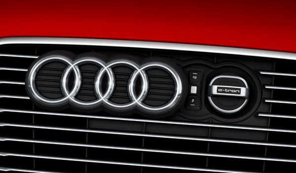 El puerto de carga del Audi A3 e-tron incluye la función de temporizador