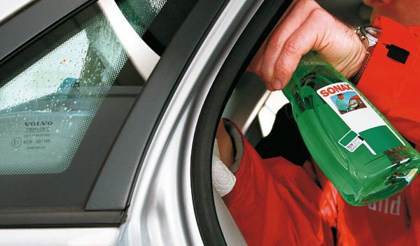 Cómo dejar tu coche como nuevo. Ventanas y retrovisor.