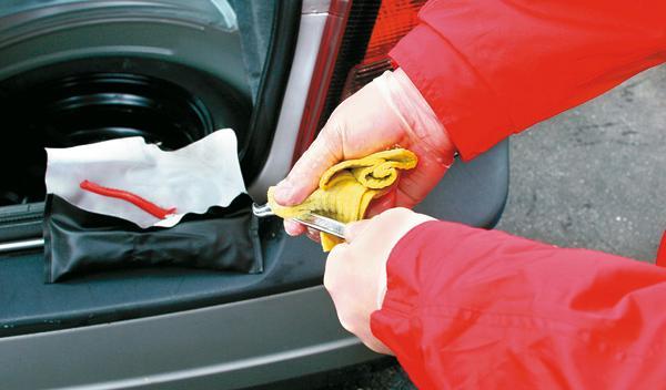 Cómo dejar tu coche como nuevo. Herramientas.
