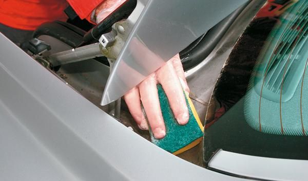 Como limpiar el coche y dejarlo perfecto for Como dejar el parquet como nuevo