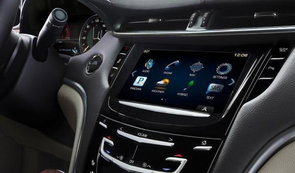 El CUE de Cadillac es el primer sistema de infoentretenimiento con Linux