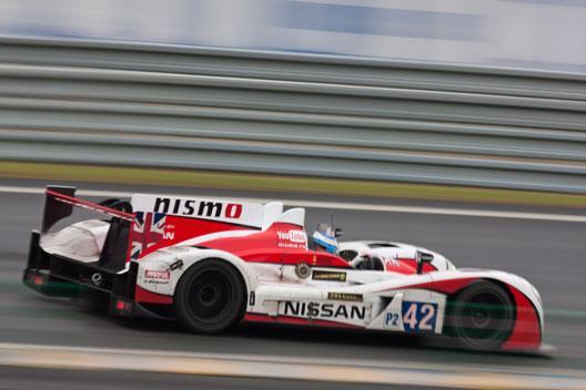 Nissan-LMP2-Le-Mans