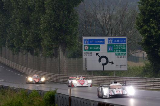 Le-Mans-tests