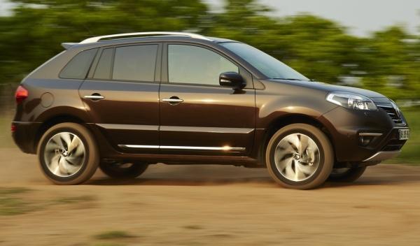 Renault Koleos lateral