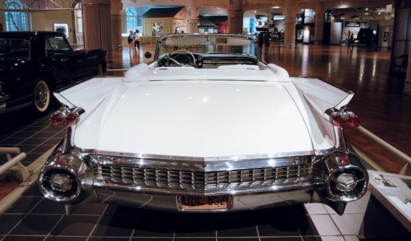 Cadillac Eldorado de los años 50