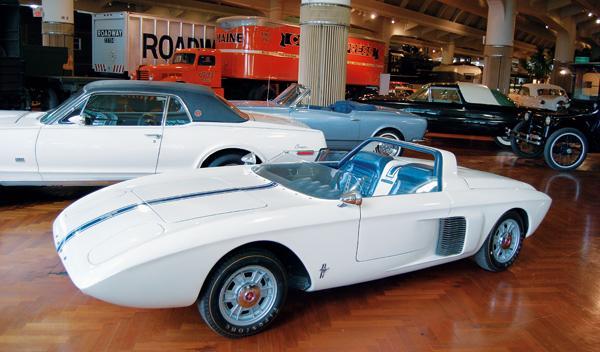 Uno de los primeros Mustang