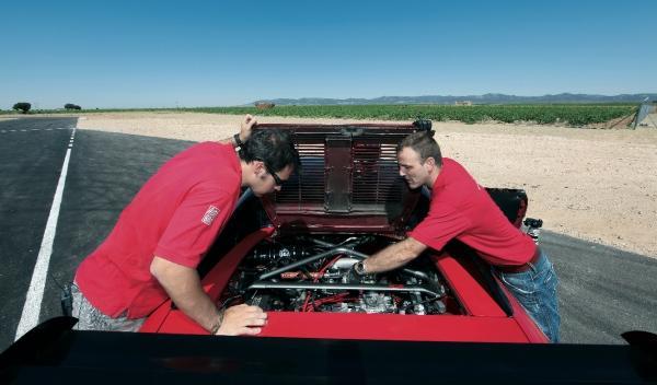 Toyota MR2 motor forjado Hugo Soto derrape drift drifting