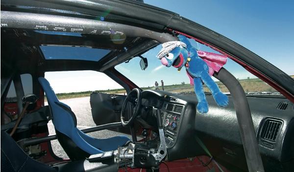 Toyota MR2 freno hidráulico Hugo Soto derrape drift drifting
