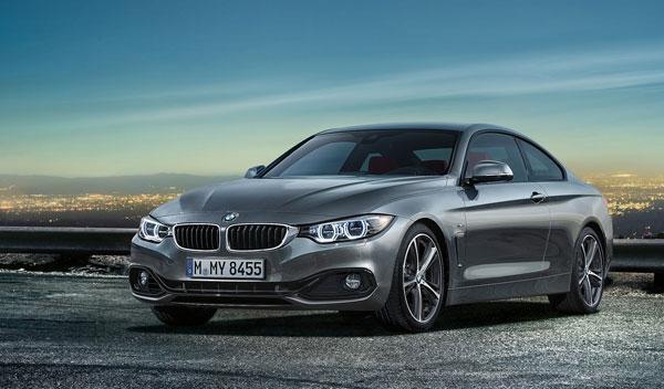 BMW Serie 4 morro