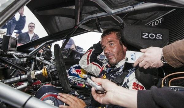 Sebastien Loeb gana Pikes Peak