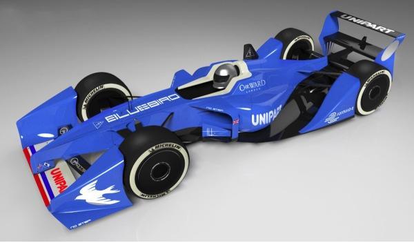 Bluebird GTL Formula E