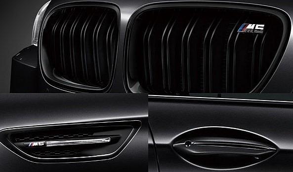 BMW M5 Nighthawk negro
