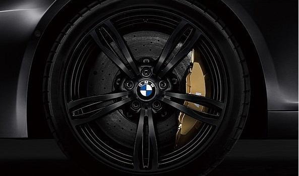 BMW M5 Nighthawk frenos