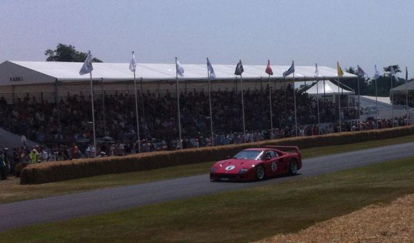 Goodwood Festival of Speed 2013 Foto 5