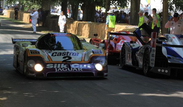 Goodwood Festival of Speed 2013 Foto 9