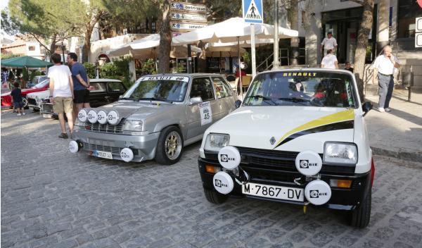 Rally de Regularidad (II Clasica Autobild) Renault 5