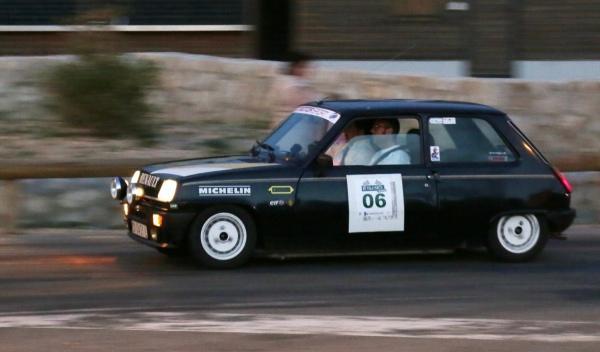 Rally de Regularidad (II Clasica Autobild) Renault 5 TX