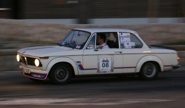 Rally de Regularidad (II Clasica Autobild) BMW 2002