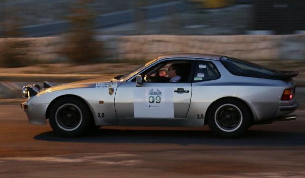 Rally de Regularidad (II Clasica Autobild) Porsche 944