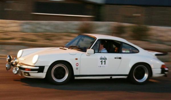 Rally de Regularidad (II Clasica Autobild) Porsche 911
