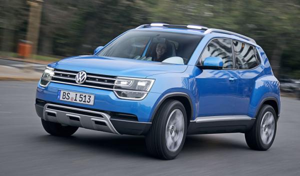 Volkswagen Taigun Delantera