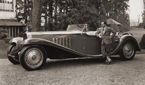 Bugatti Type 41 Royale jean