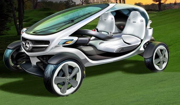 Mercedes-Benz-Vision-Golf-Car-Delantera