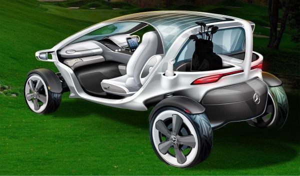 Mercedes-Benz-Vision-Golf-Car-Trasera