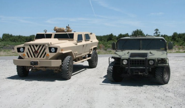 Prototipo Humvee