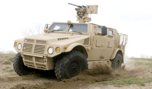 Prototipo Humvee General Dynamics y AM General