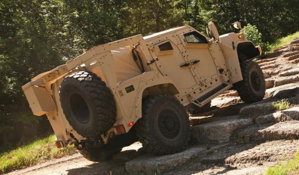 Prototipo Humvee Oshkosh