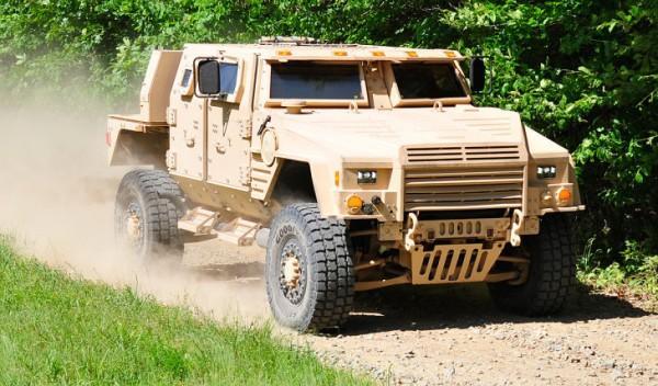 Prototipo Humvee Lockheed Martin